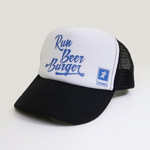 Casquette Run Beer Burger