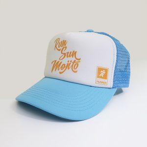 Casquette run sun mojito