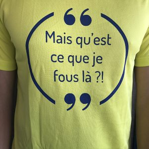T-shirt Homme WTF