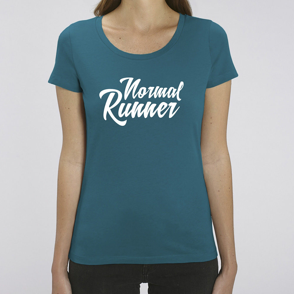 T-shirt Normal Runner Ocean