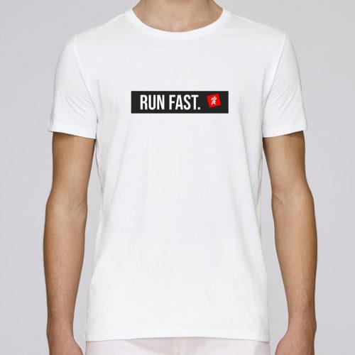 T-shirt Run Fast